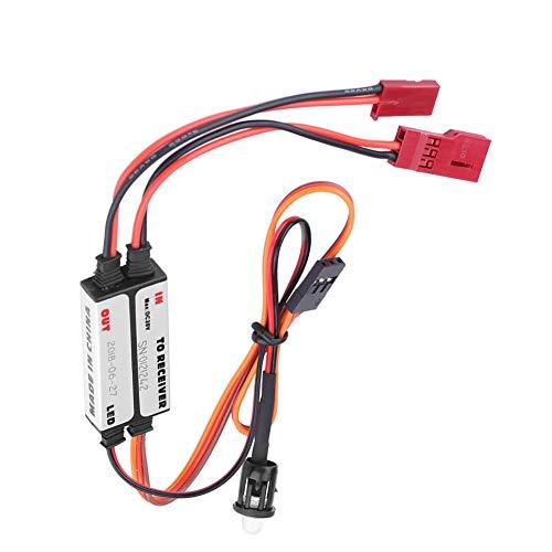 Rcexl K1 Opto Gas Engine Kill Switch Parte RC per interruzione accensione DLA DLE da