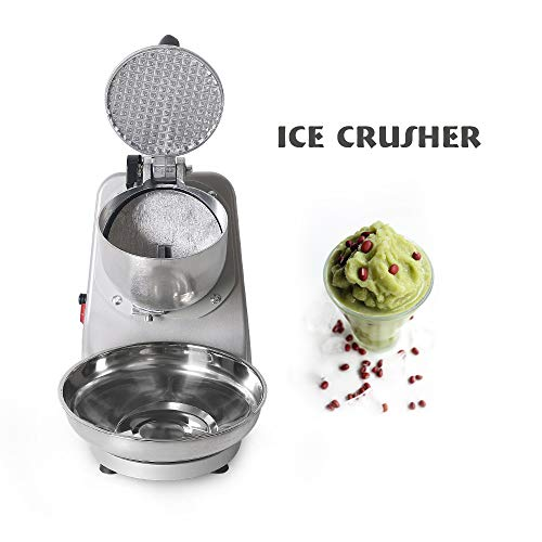 Ice Crusher, Electric CE Ice Sha...