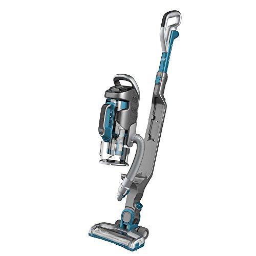 BLACK+DECKER Multipower Pro Stick Vacuum, Cordless 2-in-1 Stick Vacuum with...