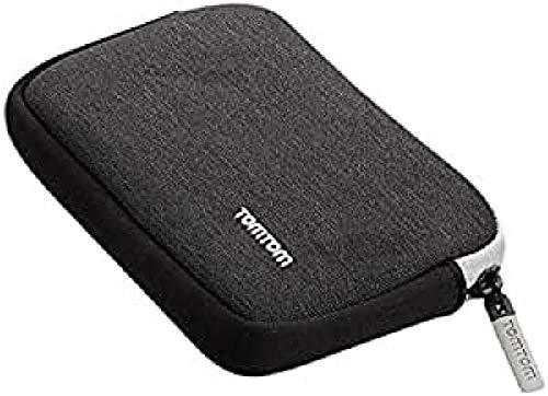 TomTom Reisetasche (geeignet für alle TomTom Navigationsgeräte mit 4,3- & 5-Zoll-Bildschirm, z.B. Start, Via, GO, Rider, GO Basic, GO Essential, GO Premium, GO Professional)