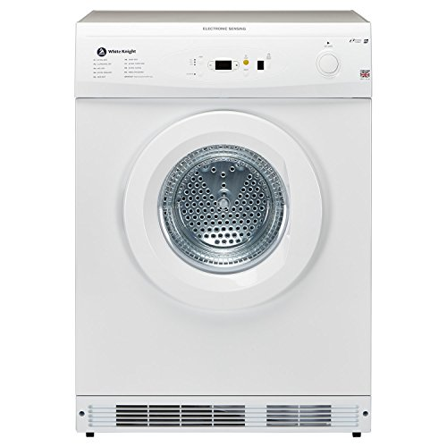 White Knight c86aw Freestanding Front-Load 6kg C White Tumble Dryer