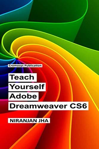 Teach Yourself Adobe Dreamweaver CS6