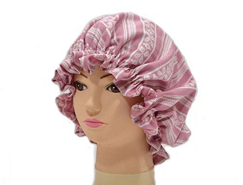 ナイトキャップ日本製コットン100%帽子ルームキャップ室内帽子高級キューティクルパサつき予防抜け毛防止おしゃれ美髪ねぐせ寝癖