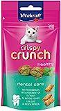VITAKRAFT Crispy snack para gatos crujiente bolsa 60 gr