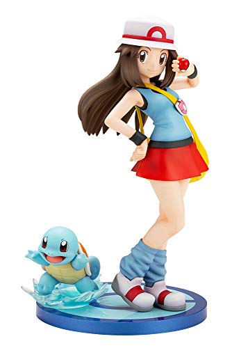 Kotobukiya ARTFX J Leaf with Snow Turtle Pokemon Fire Red / Leaf Green 1: 8 Pre-painted PVC product