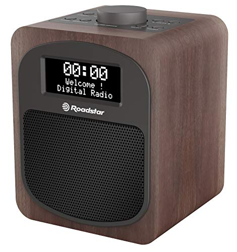 Roadstar HRA-600D+ - Radio (Personal, Digital, Dab,Dab+,FM, 24 W, De 2 vías, LCD)