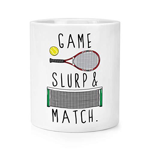 Spiel Slurp und Match Make-Up-Pinsel Bleistift Topf