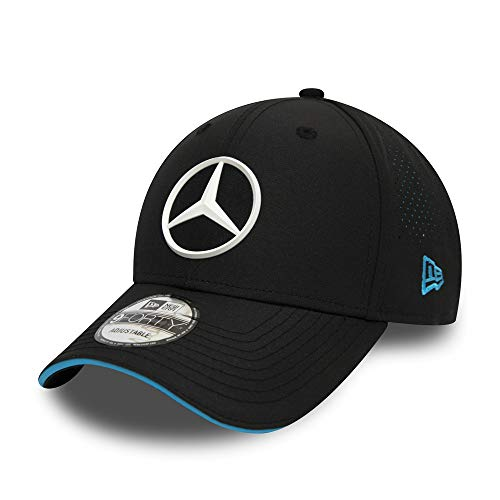 New Era Mercedes E Sport 940 Team Cap (Black Perf)