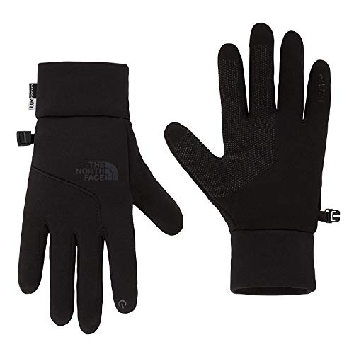 The North Face Etip Glove, TNF Black, Small