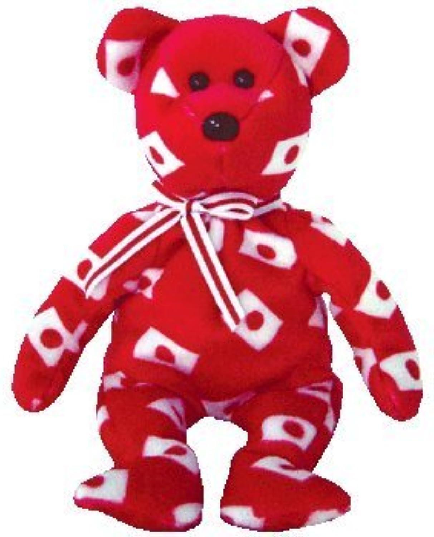 TY Beanie Baby - HIKARI the Bear (Japan Exclusive) by Beanie Babies