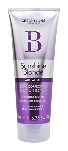 Creightons Sunshine Blonde Silver Tone Correcting Conditioner 200ml