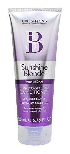 Creightons Sunshine Blonde Silver Tone Correcting Conditioner 200ml
