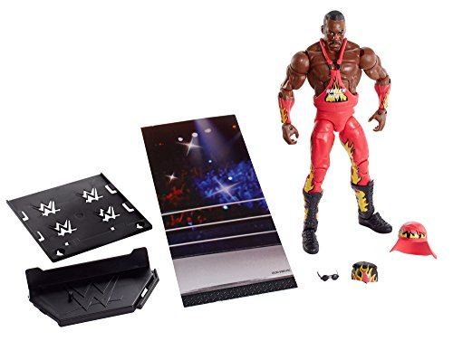 wwe booker t action figures - 3