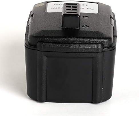 Para Ryobi batería de herramienta eléctrica 12V 3000mAh 130503001,130503005, BPL-1220, CB120L, HJP001, HJP001K, HJP002 HP612K JG001 LSD-1201PB