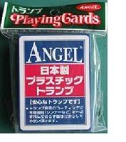 ANGEL 日本製プラスチックトランプ
