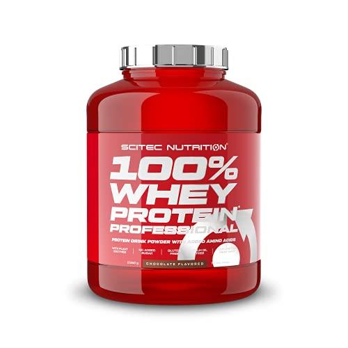 Scitec Nutrition 100% Whey Protein Professional, Cioccolato, 2350 g