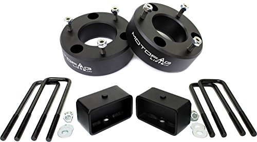 MotoFab Lifts CH-3F-2R 3 in Front and 2 in Rear Leveling lift kit that is compatible with...