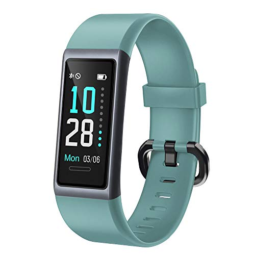 Willful Fitness Armband,Smartwatch Fitness Tracker mit Pulsuhr 14 Trainingsmodi Fitness Uhr Wasserdicht IP68 Schrittzähler Uhr Schlafmonitor Stoppuhr für Damen Herren Anruf SMS SNS Beachten