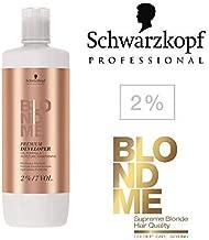 Schwarzkopf Professional Blonde Me Premium Developer Oil Formula 33.8 oz / 1000ml (2% ; 7 Volume)
