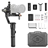 Zhiyun Crane 2S, 3-Axis Handheld Gimbal Stabilizer for DSLR Cameras Compatible with Sony Nikon Canon Panasonic LUMIX BMPCC 6K