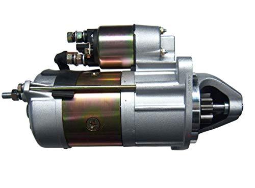 Motor de arranque de 3,0 kW y 12 V.