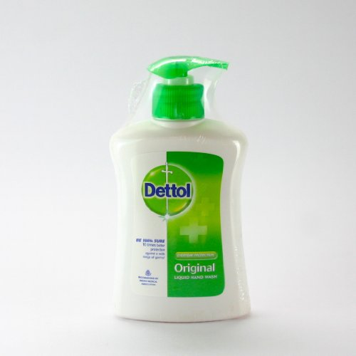 Dettol Liquid Hand Wash, Formulated for Everyday Hand...