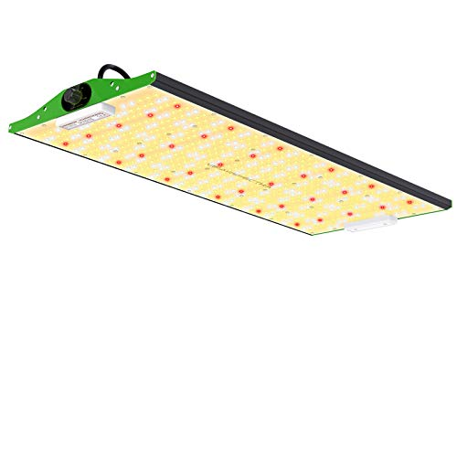 Grow Light, VIPARSPECTRA 2020 New Pro Series P2500 LED Grow Light with Upgraded SMD LEDs(Includes IR) Full Spectrum and Dimmable Function for Hydroponic Indoor Plants Veg Flower