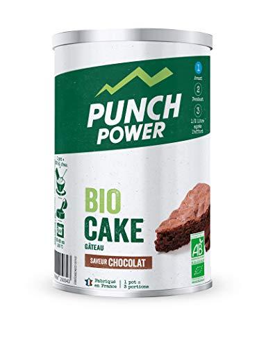 bon comparatif Punch Power-Biocakes-Chocolat-Boîtes 400g-Fabrication de gâteaux pour sportifs-Glucides… un avis de 2021
