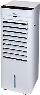 PURLINE Climatizador Evaporativo Digital con Calefactor y Mando a Distancia, oscilación, Ionizador y Temporizador RAFY 96