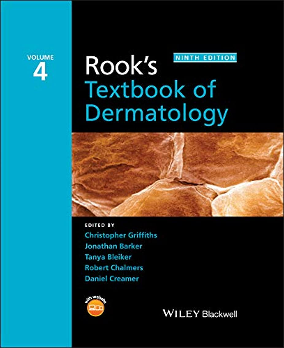 品揃え月面飾るRook's Textbook of Dermatology (English Edition)