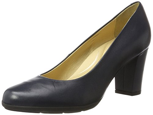 Geox Damen D Annya C Pumps, Blau (Navy), 39 EU (6 UK)