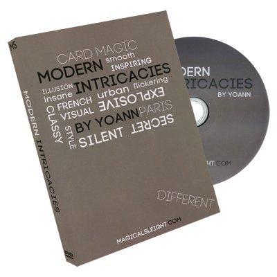 Modern Intricacies by Yoann - DVD