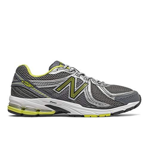 New Balance ML 860 Sneaker Mode Herren, Grau - grau - Größe: 43 EU