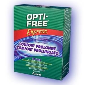Alcon Opti-Free Express Duo-Pack 2 x 355ml