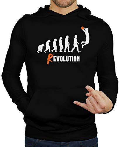 latostadora - Jersey Evolucion para Hombre Negro L