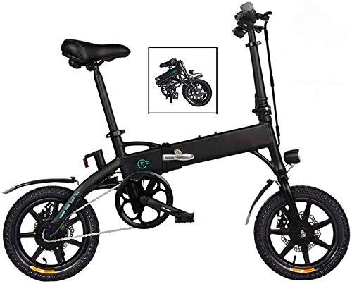 Bicicleta, Bicicleta eléctrica y Bicicleta Plegable para Adultos 36V 7.8 AH batería de Iones de Litio 25km / h Velocidad máxima E-MTB con Pantalla LED