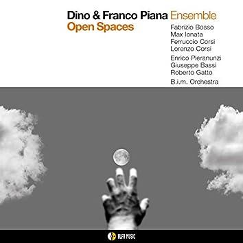 Open Spaces (feat. Giuseppe Bassi, Max Ionata, Roberto Gatto, Lorenzo Corsi, Ferruccio Corsi, Enrico Pieranunzi, Fabrizio Bosso)