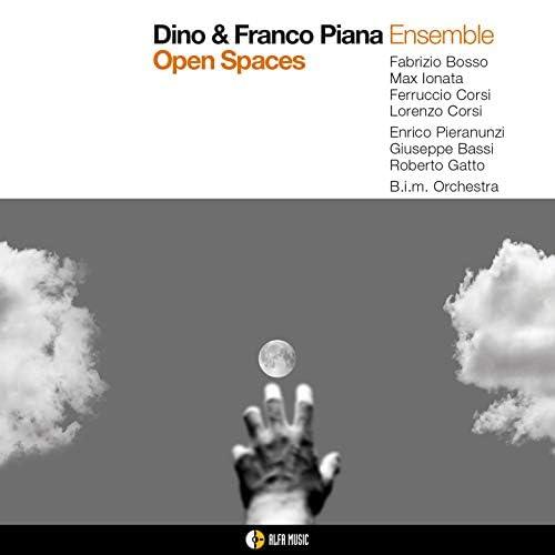 Dino & Franco Piana Ensemble feat. Giuseppe Bassi, Max Ionata, Roberto Gatto, Lorenzo Corsi, Ferruccio Corsi, Enrico Pieranunzi & Fabrizio Bosso