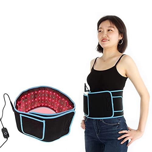 GoodWell Térmica de Cinturón con Espalda Terapia de Calefacción Eléctrico para Las...