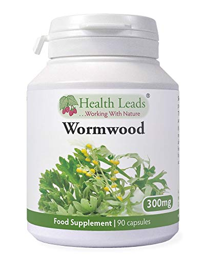 Wormwood 300mg x 90 Capsules