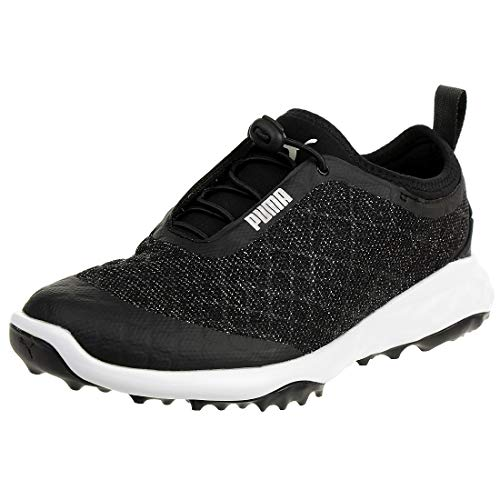 Puma Damen Brea Fusion Sport Golfschuhe, Schwarz Black White 03, 37 EU