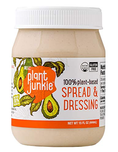 Egg-free spread / mayo substitute