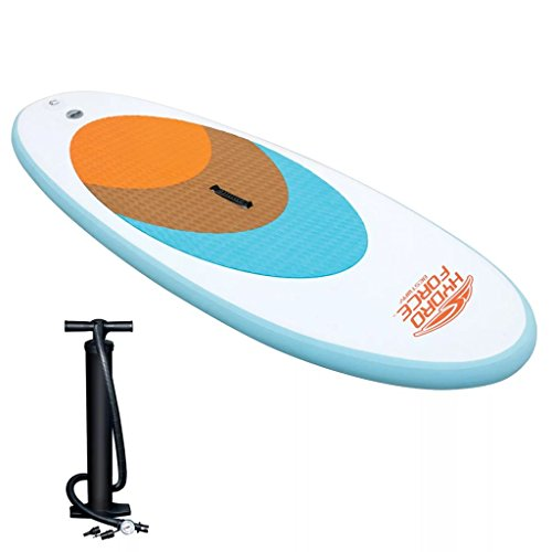 Bestway Hydro Force Paddle Board Set Kinder SUP Surfboard Surfbrett Paddelset