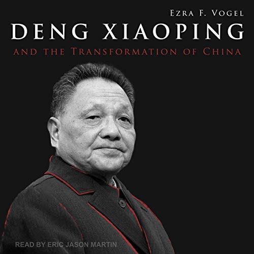 Deng Xiaoping and the Transformation of China cover art