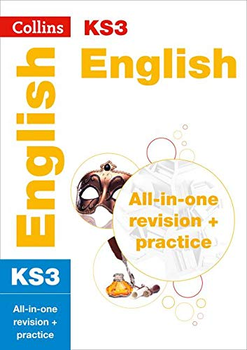 Collins New Key Stage 3 Revision — English: All-In-One Revision And Practice