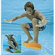 SwimWays SubSkate Underwater Aquatic Skateboard, Childrens Swimming Pool Toy (Colours May Vary) by Sub Skate