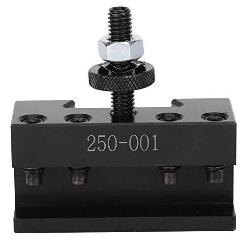 Portaherramientas de cambio rápido Portaherramientas de torneado CNC de acero con alto contenido de carbono(250-001)