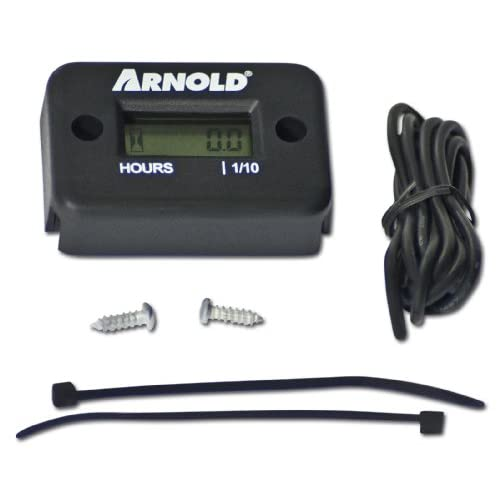 Arnold 6011-HM-0001 - Contaore di funzionamento
