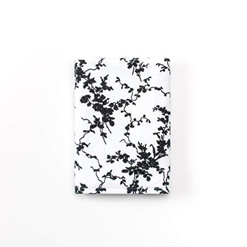 Calvin Klein Home Marcel, Bath Towel, White/Black