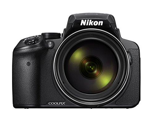 Nikon COOLPIX P900 Digital Camera - Black (16.0 MP CMOS sensor, 83x Zoom) 3-Inch LCD Screen (Reacondicionado)